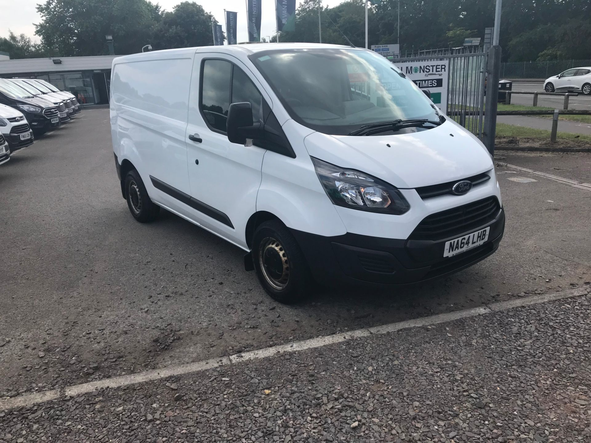 2014 Ford Transit Custom 289 L1 DIESEL FWD 2.2  TDCI 100PS LOW ROOF VAN EURO 5  (NA64LHB)
