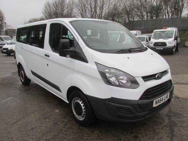 2014 Ford Transit Custom 310 L2 H1 2.2 Tdci 125Ps Kombi 9 Seater  (NA64LHE)