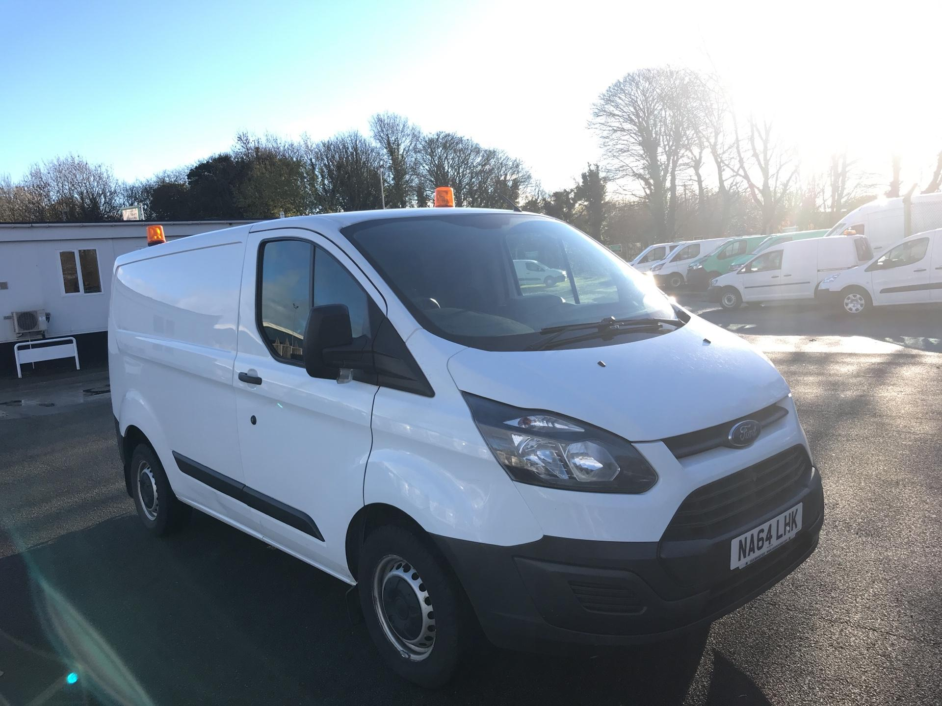 2014 Ford Transit Custom 290 L1 DIESEL FWD 2.2  TDCI 100PS LOW ROOF VAN EURO 5 *VALUE RANGE VEHICLE - CONDITION REFLECTED IN PRICE* (NA64LHK)