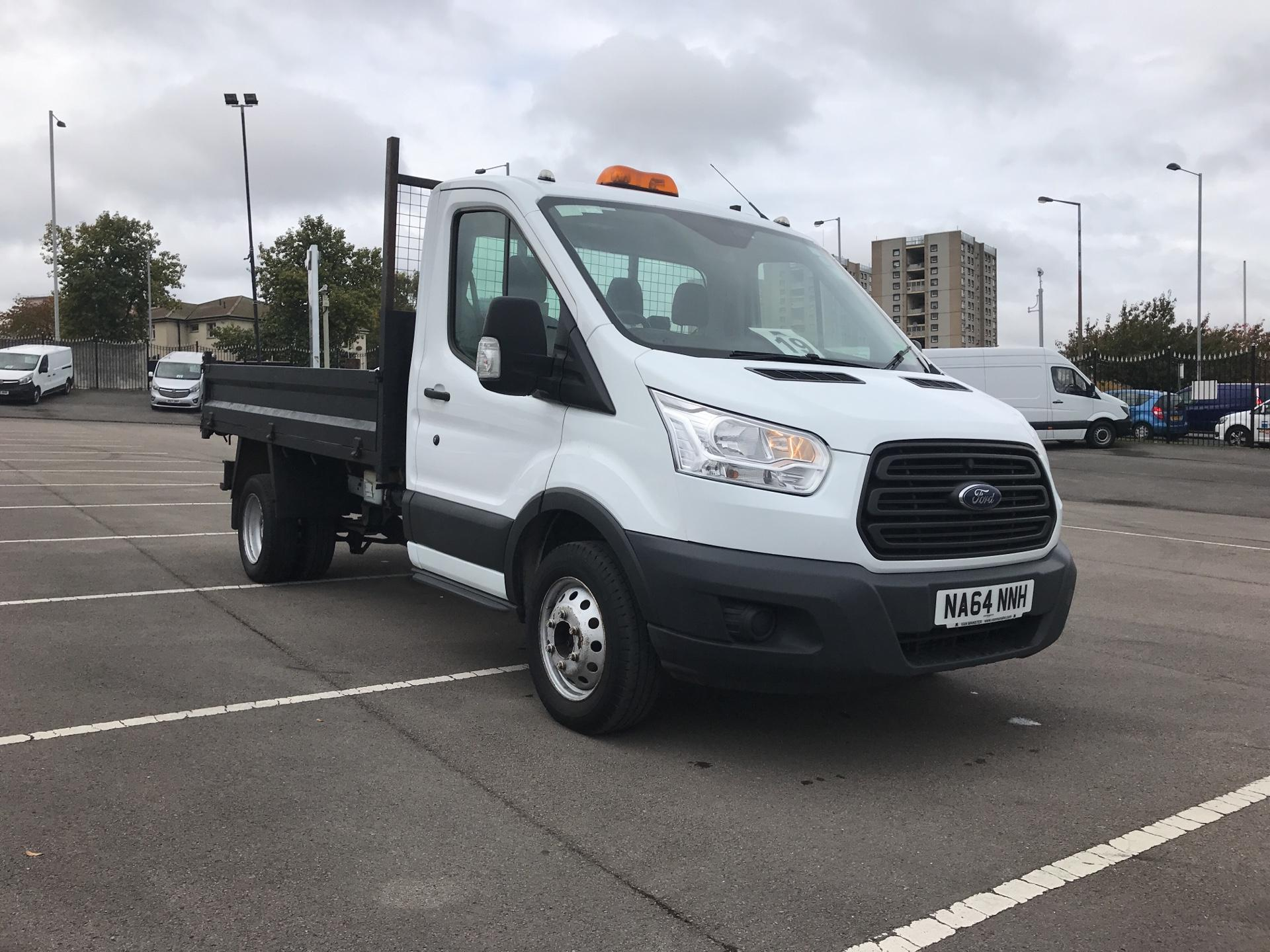 2014 Ford Transit  350 L2 SINGLE CAB TIPPER 125PS EURO 5 ( VALUE RANGE VEHICLE CONDITION REFLECTED IN PRICE ) (NA64NNH)