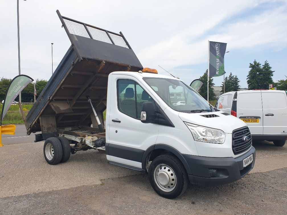 2014 Ford Transit *VALUE RANGE VEHICLE CONDITION REFLECTED IN PRICE* 350 L2 SINGLE CAB TIPPER 125PS EURO 5 (NA64NNK)
