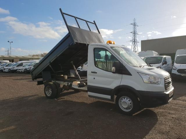 2014 Ford Transit  350 L2 SINGLE CAB TIPPER 125PS EURO 5 (NA64NNO)