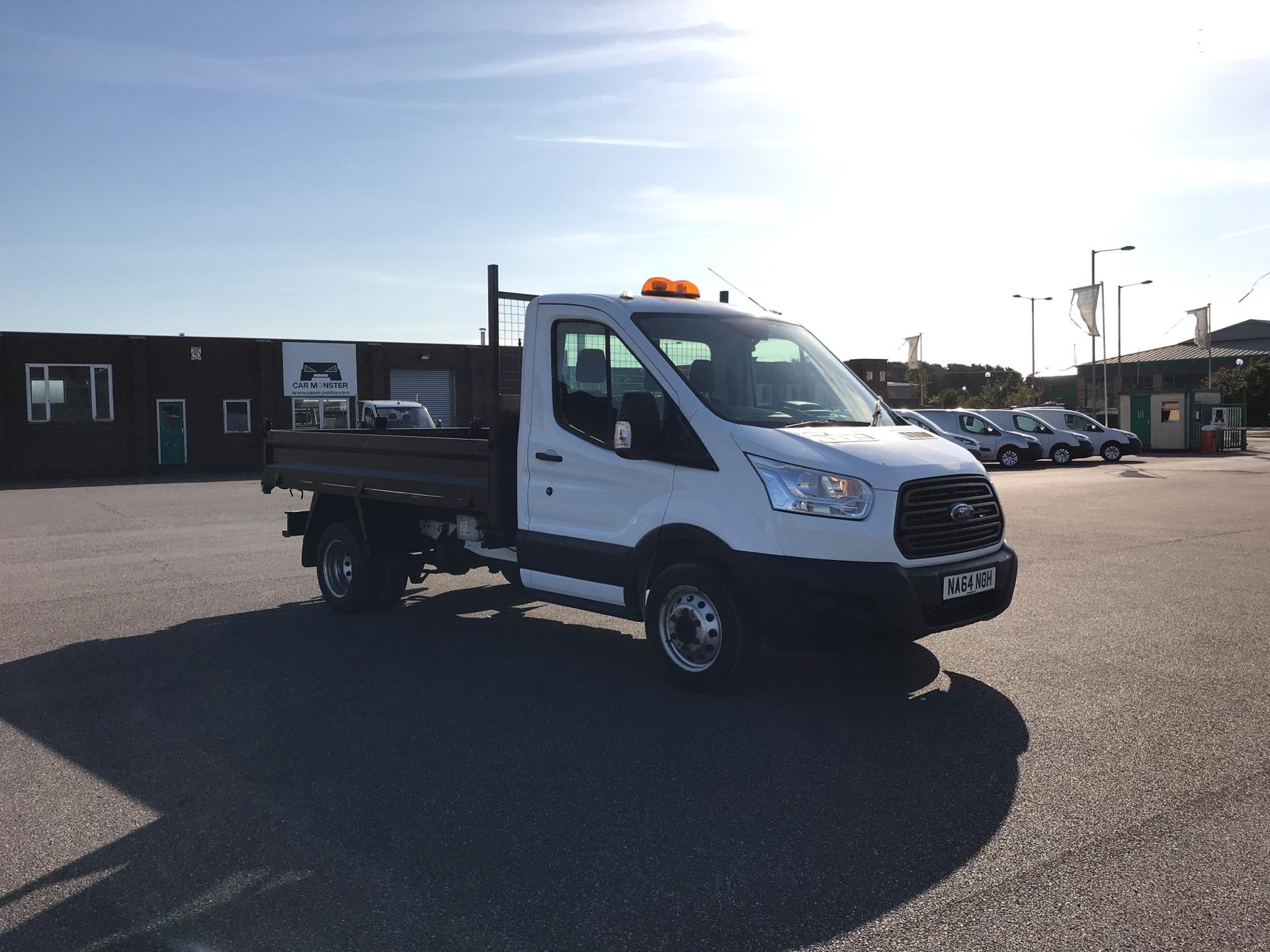 2014 Ford Transit 350 L2 SINGLE CAB TIPPER 125PS EURO 5 (NA64NOH)