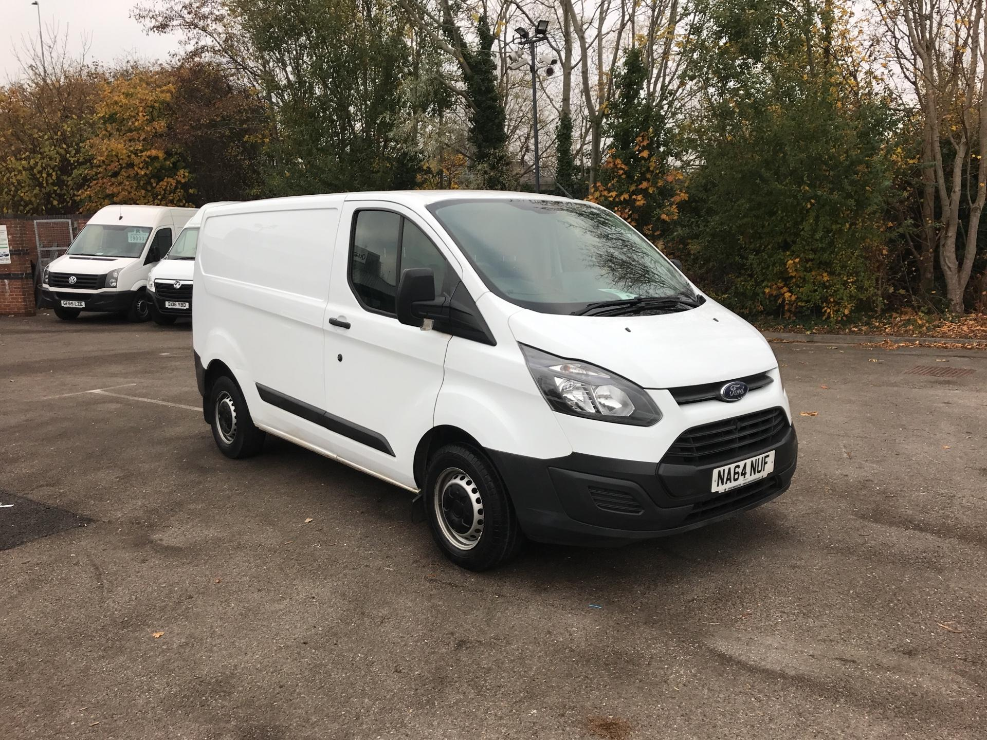 2014 Ford Transit Custom 2.2 Tdci 100Ps Low Roof Van Euro 5 (NA64NUF)