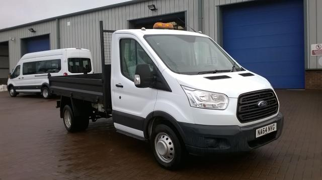 2014 Ford Transit 2.2 Tdci 125Ps S/C Tipper (NA64NVG)