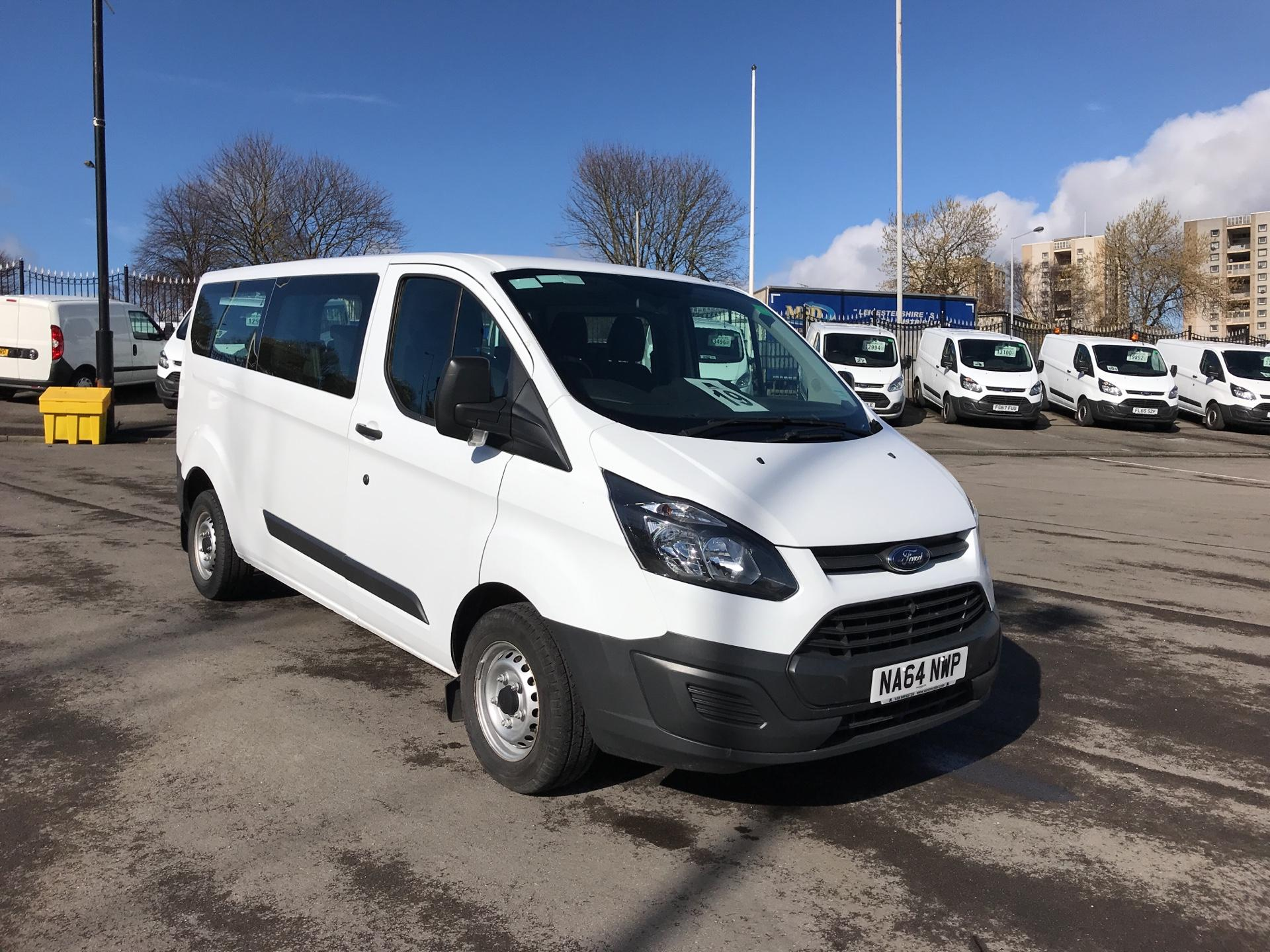 2014 Ford Transit Custom 2.2 Tdci 125Ps Low Roof Kombi Van (NA64NWP)