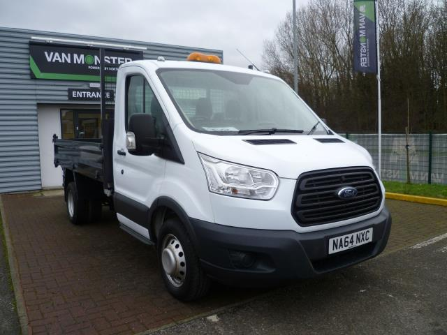 2014 Ford Transit 2.2 Tdci 125Ps Tipper (NA64NXC)