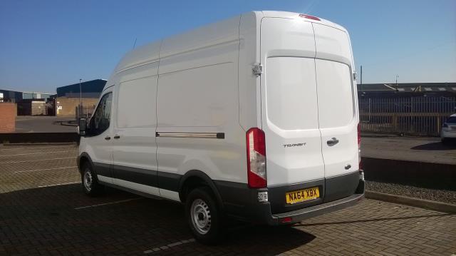 2014 Ford Transit  350 L3 H3 VAN 125PS EURO 5 (NA64XBX) Image 8
