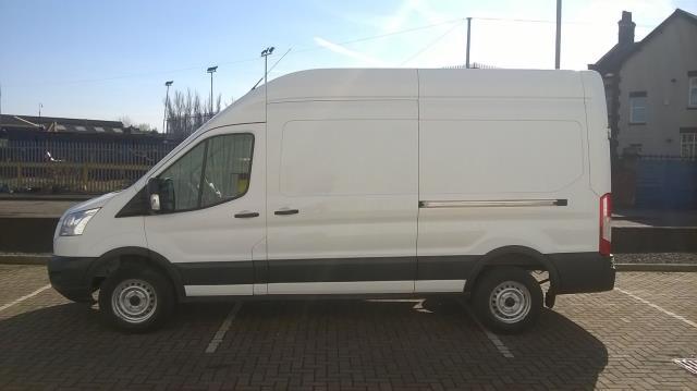 2014 Ford Transit  350 L3 H3 VAN 125PS EURO 5 (NA64XBX) Image 4