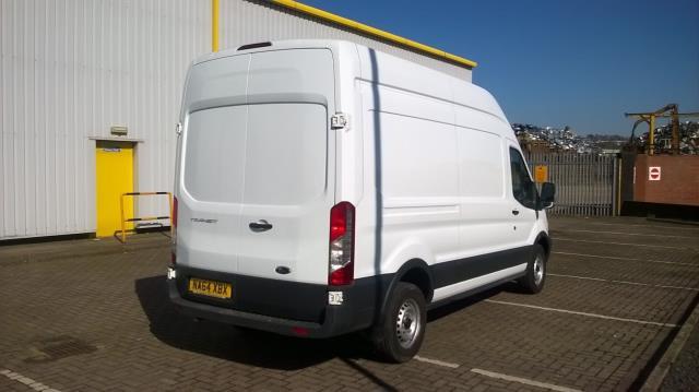 2014 Ford Transit  350 L3 H3 VAN 125PS EURO 5 (NA64XBX) Image 11