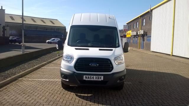 2014 Ford Transit  350 L3 H3 VAN 125PS EURO 5 (NA64XBX) Image 2