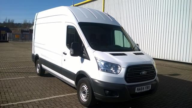 2014 Ford Transit  350 L3 H3 VAN 125PS EURO 5 (NA64XBX)
