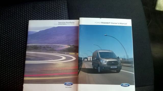 2014 Ford Transit  350 L3 H3 VAN 125PS EURO 5 (NA64XBX) Image 27