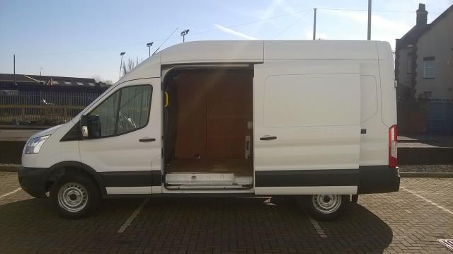2014 Ford Transit  350 L3 H3 VAN 125PS EURO 5 (NA64XBX) Image 5