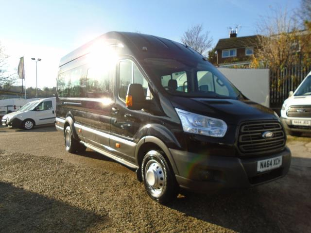 2014 Ford Transit T460 L4 H3 HIGH ROOF MINIBUS 155PS EURO 6 (NA64XCH)