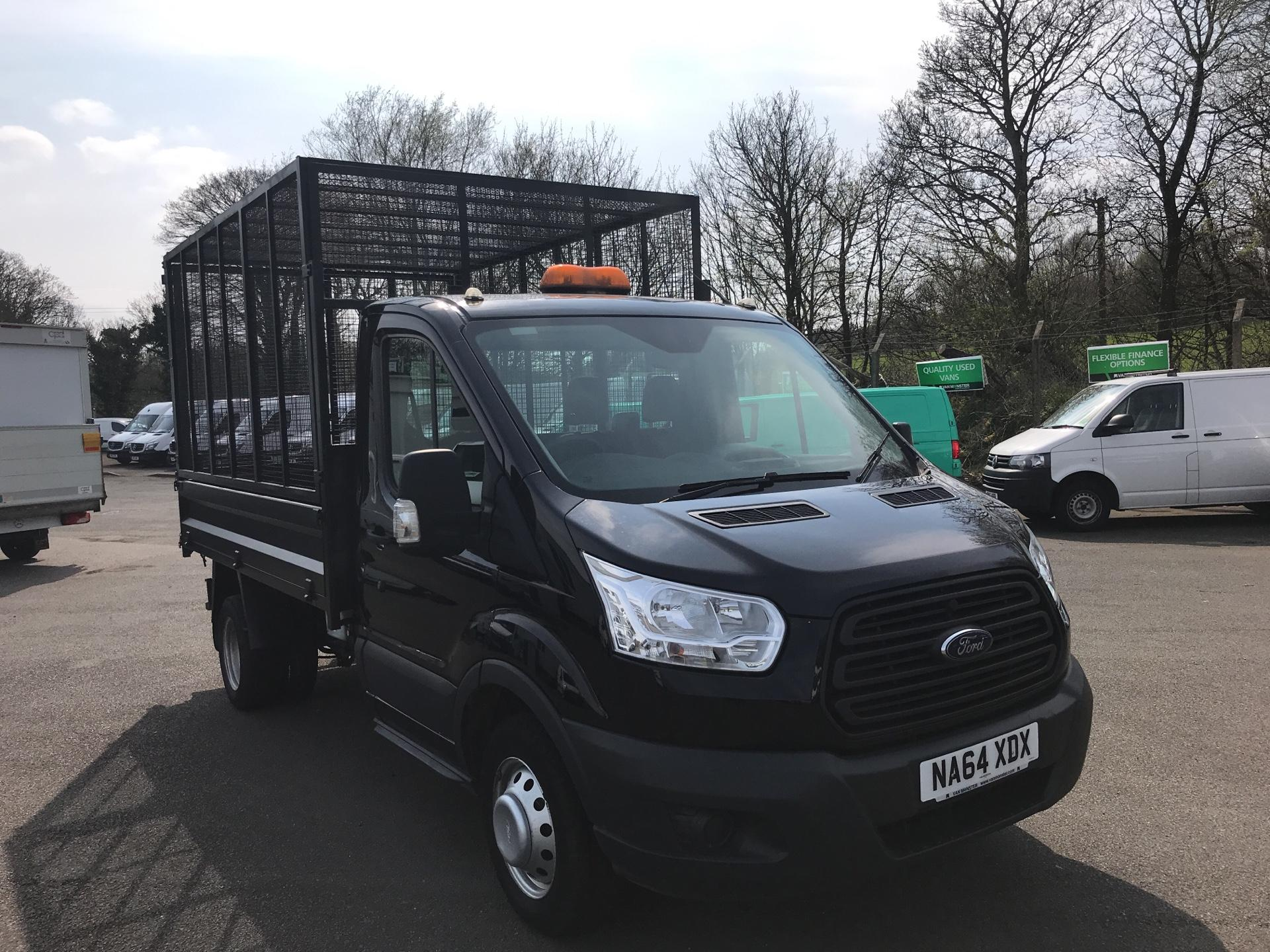 2014 Ford Transit  350 L2 SINGLE CAB TIPPER 100PS EURO 5 (NA64XDX)