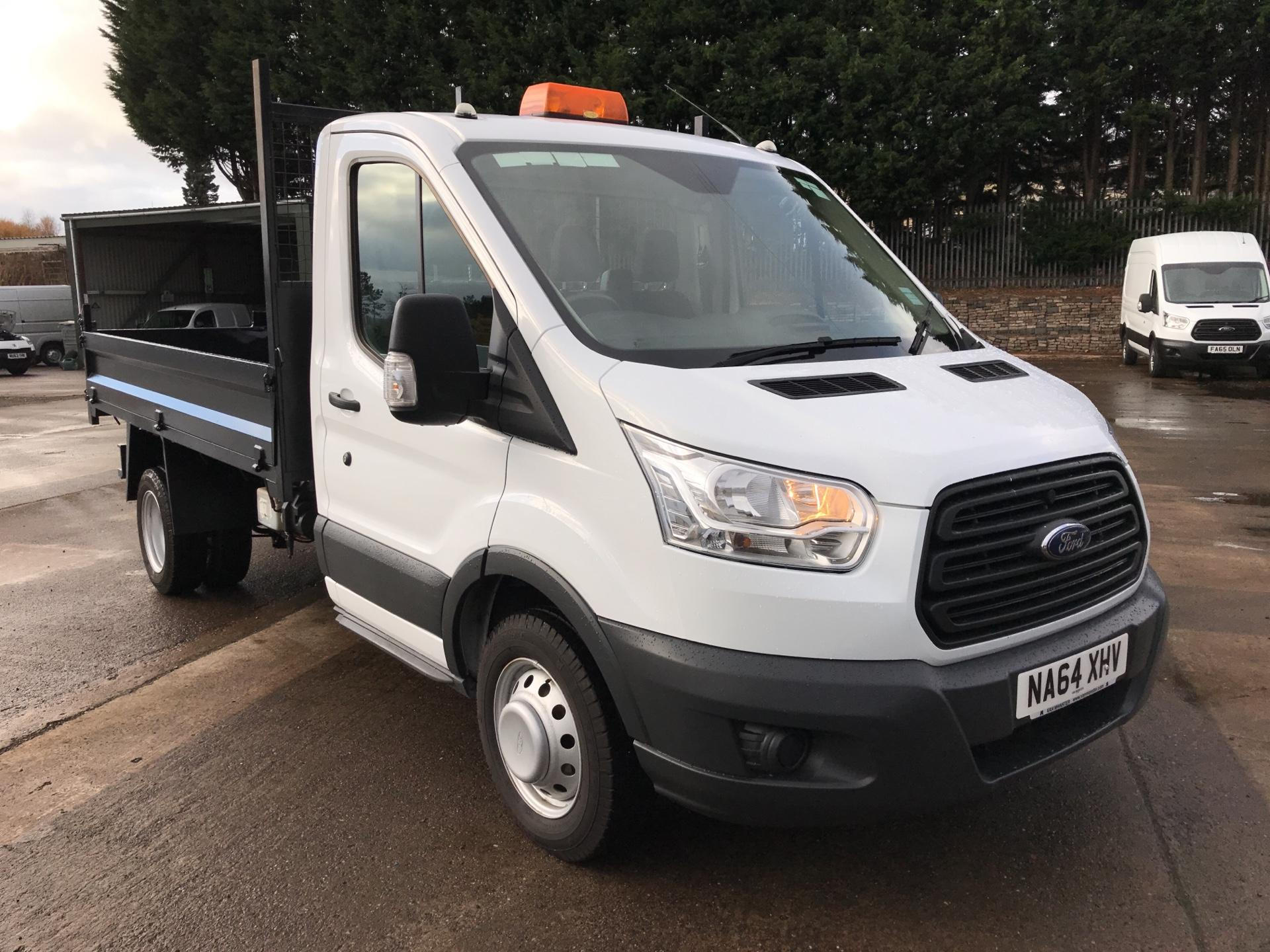 2014 Ford Transit 350 L2 SINGLE CAB TIPPER 125PS EURO 5 (NA64XHV)