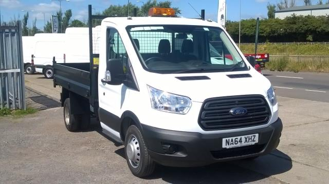 2014 Ford Transit 350 L2 SINGLE CAB TIPPER 100PS EURO 5 (NA64XHZ)