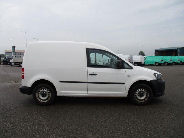 2014 Volkswagen Caddy 1.6 102PS STARTLINE EURO 5 (NA64ZDP) Image 4