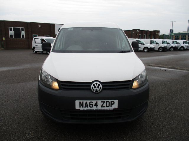 2014 Volkswagen Caddy 1.6 102PS STARTLINE EURO 5 (NA64ZDP) Image 2