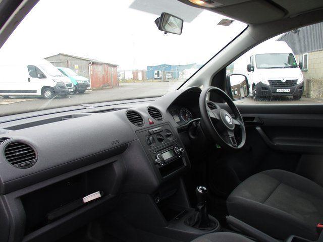2014 Volkswagen Caddy 1.6 102PS STARTLINE EURO 5 (NA64ZDP) Image 12
