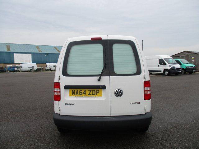 2014 Volkswagen Caddy 1.6 102PS STARTLINE EURO 5 (NA64ZDP) Image 6