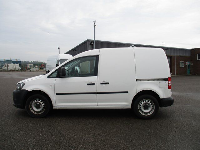 2014 Volkswagen Caddy 1.6 102PS STARTLINE EURO 5 (NA64ZDP) Image 8