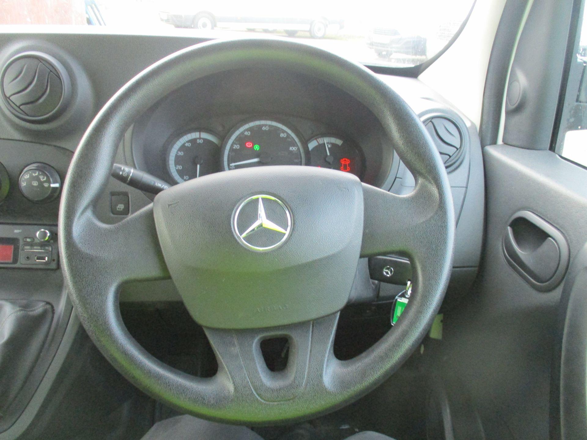 2016 Mercedes-Benz Citan LWB 109 CDI VAN EURO 6 (NA66FGP) Image 16