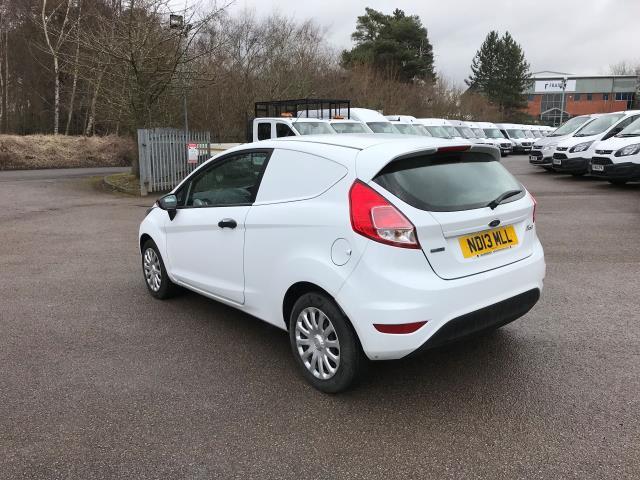 2013 Ford Fiesta  DIESEL 1.5 TDCI VAN EURO 5/6 (ND13MLL) Image 10