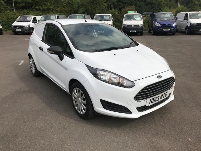 2013 Ford Fiesta 1.5 Tdci Van (ND13MTE)