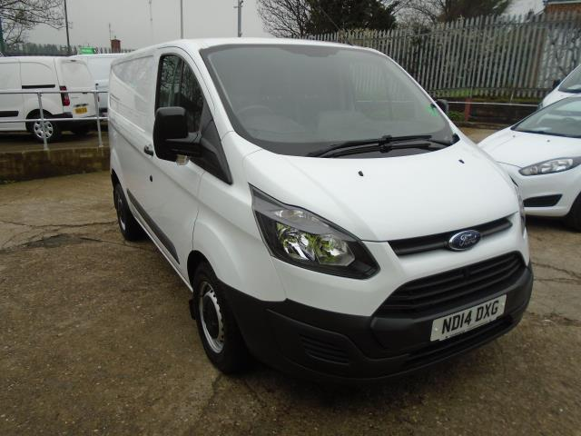 2014 Ford Transit Custom 2.2 Tdci 100Ps Low Roof Van (ND14DXG)