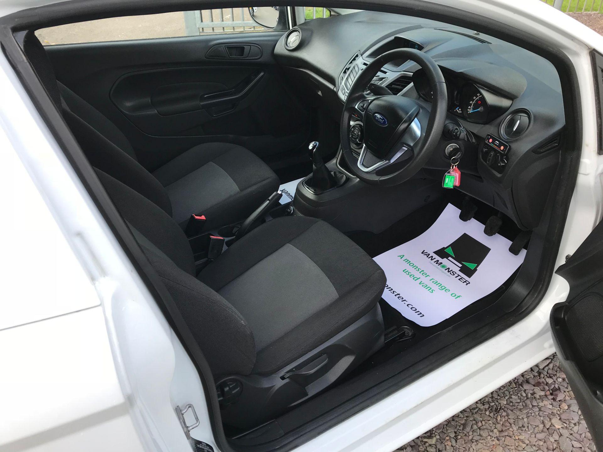 2014 Ford Fiesta DIESEL 1.5 TDCI VAN EURO 5 (ND14EBZ) Image 10