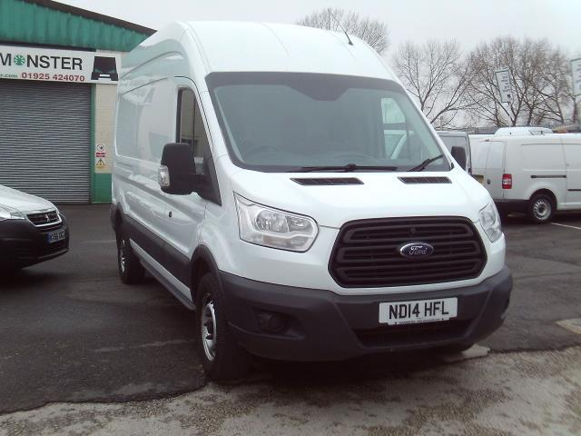 2014 Ford Transit T350 L3 H3 125ps (ND14HFL)