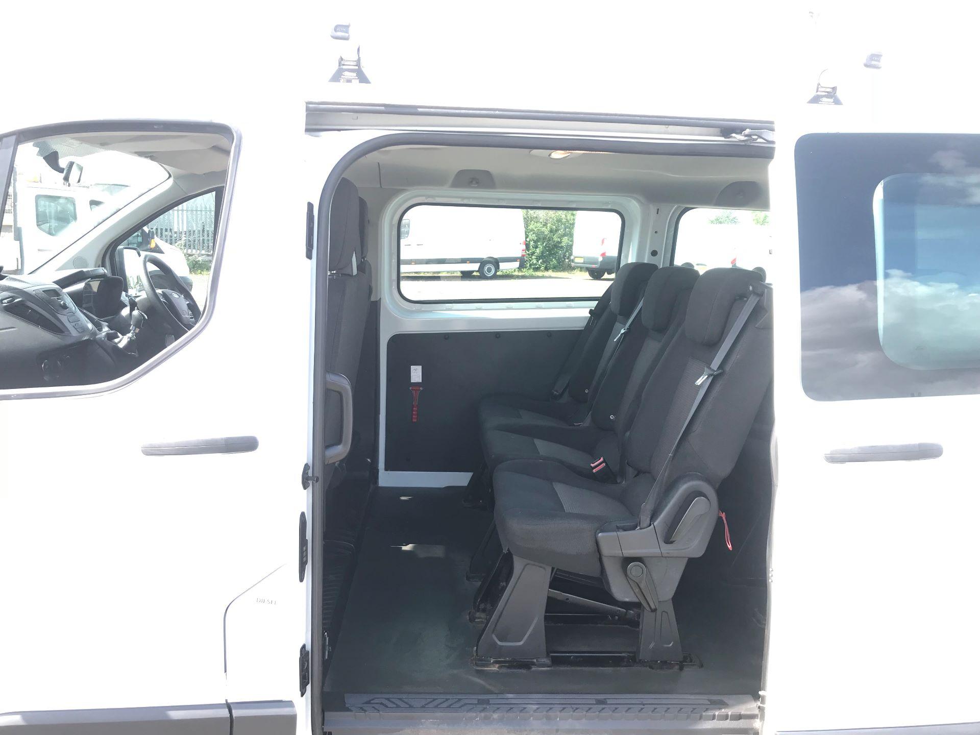2014 Ford Transit Custom 310  L2 DIESEL FWD 2.2 TDCI 125PS LOW ROOF KOMBI VAN EURO 5 VAT INC (ND14OCH) Image 13