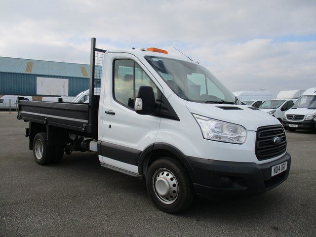 2014 Ford Transit T350 MWB TIPPER TDCI 100PS S/CAB	 (ND14OGY)