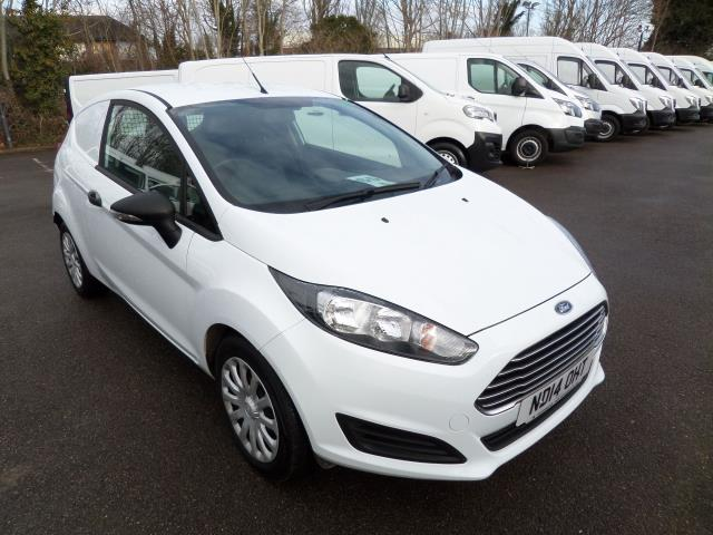 2014 Ford Fiesta 1.5 Tdci Van *RETAIL READY* (ND14OHT)