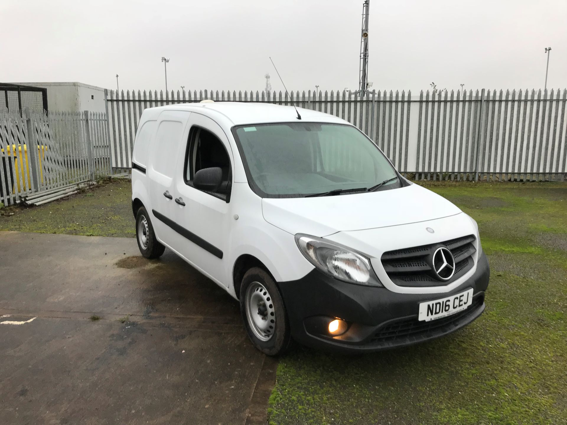 2016 Mercedes-Benz Citan 109Cdi Van (ND16CEJ)