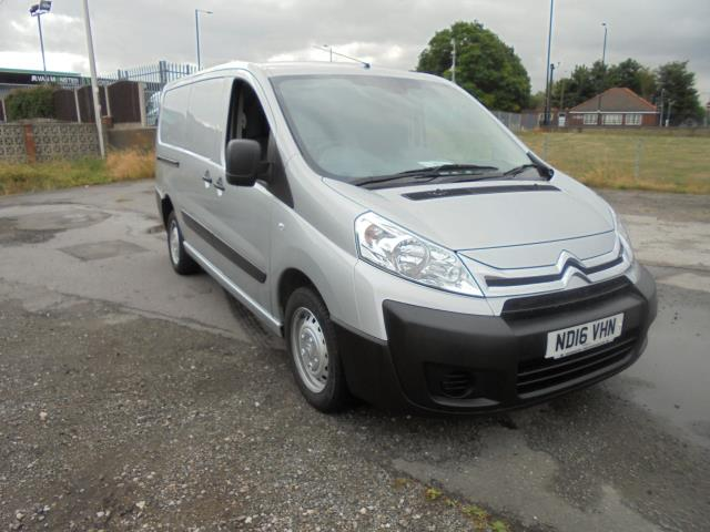 2016 Citroen Dispatch L2 DIESEL 1200 HDI 125 H1 VAN ENTERPRISE EURO 5 (ND16VHN)