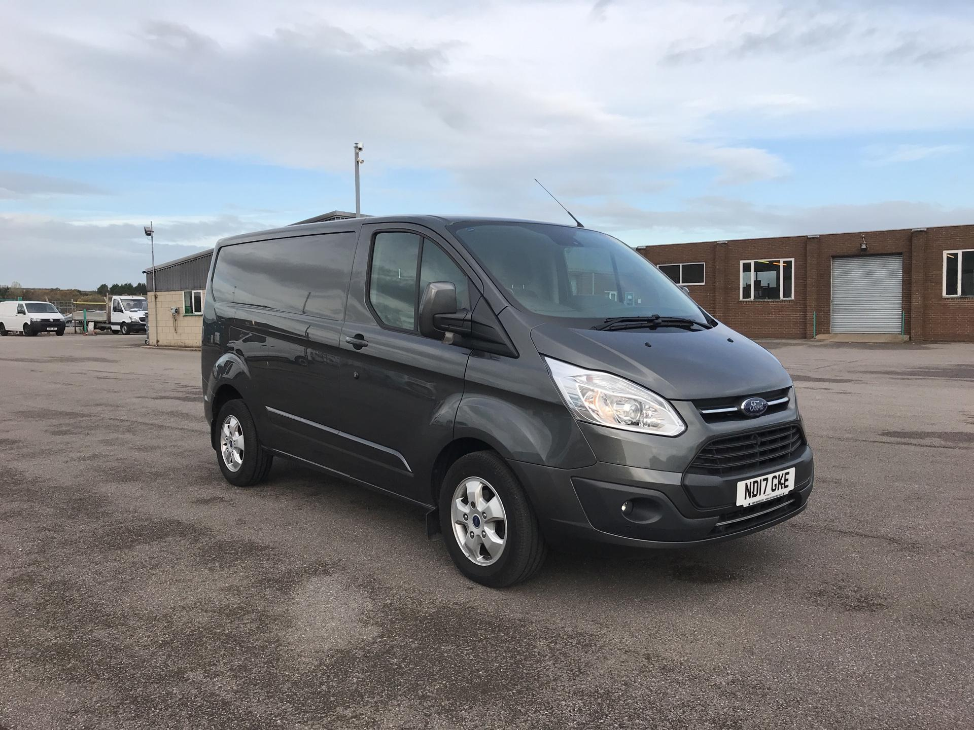 2017 Ford Transit Custom 270 L1 DIESEL FWD 2.0 TDCI 130PS LOW ROOF LIMITED VAN EURO 6  (ND17GKE)