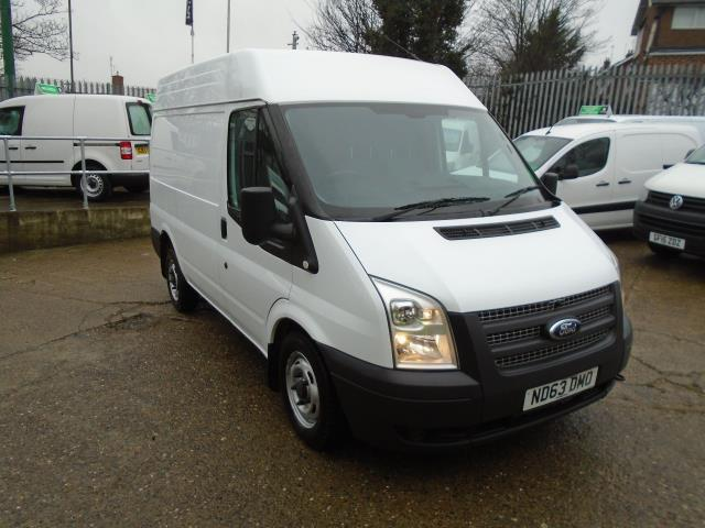 2014 Ford Transit Medium Roof Van Tdci 125Ps (ND63DMO)