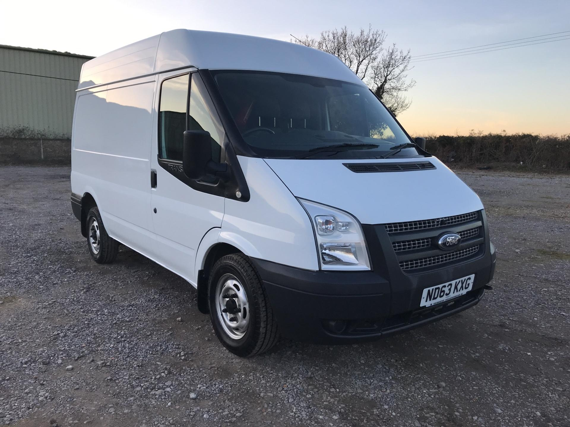 2014 Ford Transit T280 SWB DIESEL MEDIUM ROOF VAN TDCI 125 PS EURO 5 (ND63KXG)