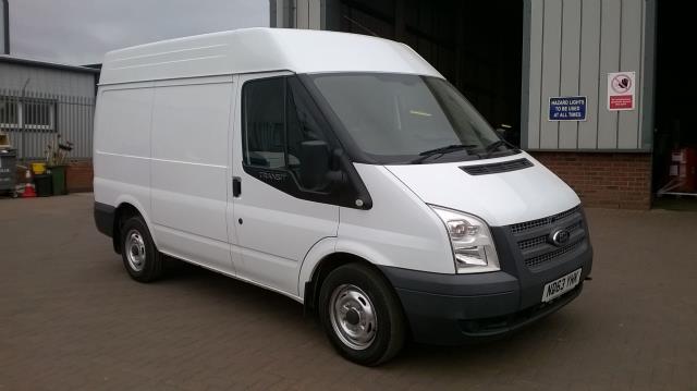2014 Ford Transit T280 SWB DIESEL MEDIUM ROOF VAN TDCI 125PS EURO 5 (ND63YHK)