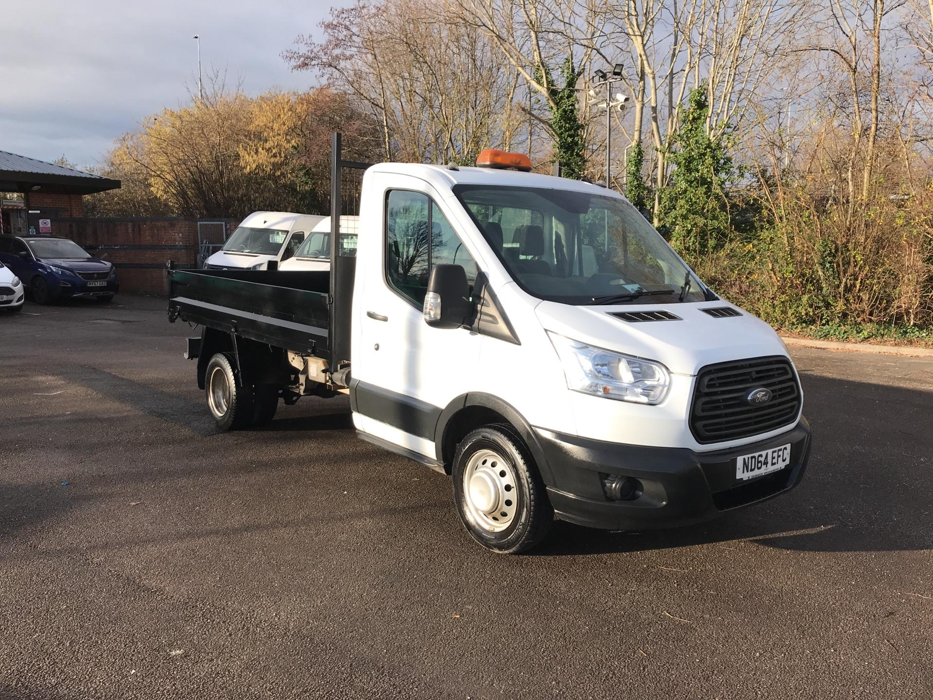 2014 Ford Transit  350 L2 SINGLE CAB TIPPER 125PS EURO 5 (ND64EFC)