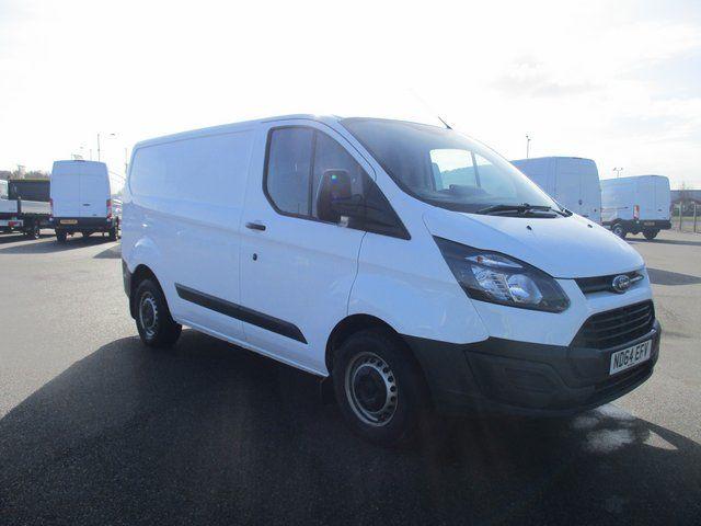 2014 Ford Transit Custom 2.2  SWB LOW ROOF 100PS VAN (ND64EFV)