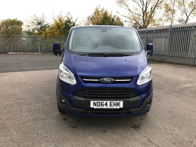 2014 Ford Transit Custom 290 L1 DIESEL FWD 2.2 TDCI 155PS LOW ROOF LIMITED VAN EURO 5  *VALUE RANGE VEHICLE - CONDITION REFLECTED IN PRICE* (ND64EHK) Image 8