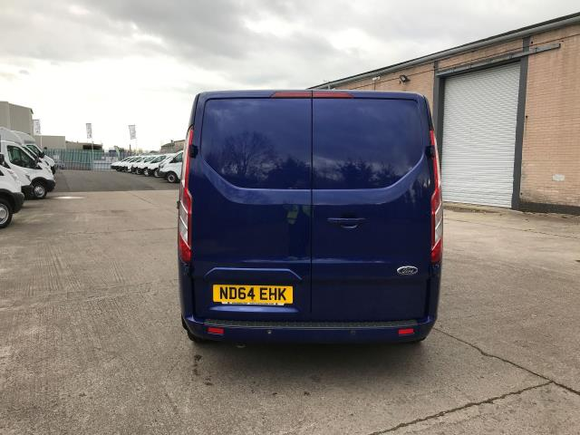 2014 Ford Transit Custom 290 L1 DIESEL FWD 2.2 TDCI 155PS LOW ROOF LIMITED VAN EURO 5  *VALUE RANGE VEHICLE - CONDITION REFLECTED IN PRICE* (ND64EHK) Image 9