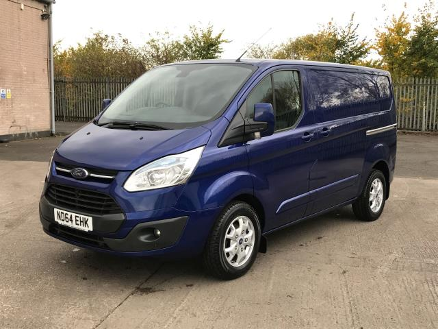 2014 Ford Transit Custom 290 L1 DIESEL FWD 2.2 TDCI 155PS LOW ROOF LIMITED VAN EURO 5  *VALUE RANGE VEHICLE - CONDITION REFLECTED IN PRICE* (ND64EHK) Image 3