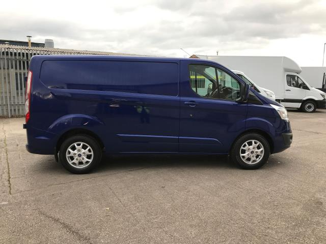 2014 Ford Transit Custom 290 L1 DIESEL FWD 2.2 TDCI 155PS LOW ROOF LIMITED VAN EURO 5  *VALUE RANGE VEHICLE - CONDITION REFLECTED IN PRICE* (ND64EHK) Image 6