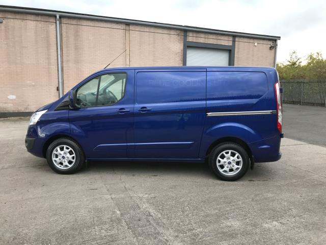 2014 Ford Transit Custom 290 L1 DIESEL FWD 2.2 TDCI 155PS LOW ROOF LIMITED VAN EURO 5  *VALUE RANGE VEHICLE - CONDITION REFLECTED IN PRICE* (ND64EHK) Image 5