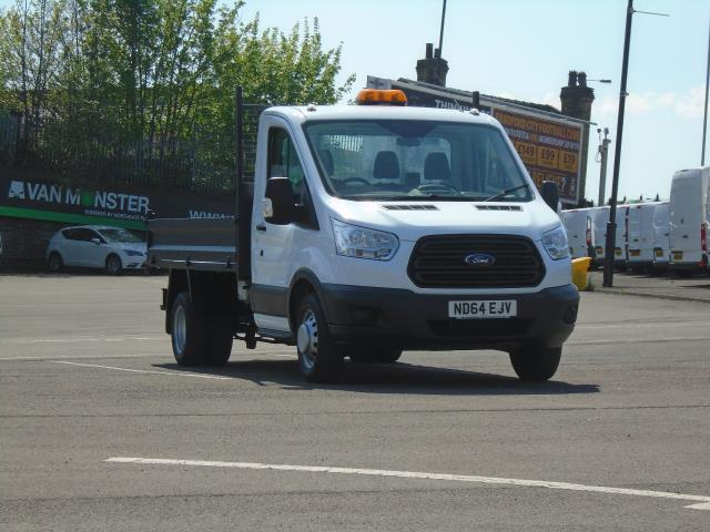2014 Ford Transit  350 L2 SINGLE CAB TIPPER 100PS EURO 5 (ND64EJV)
